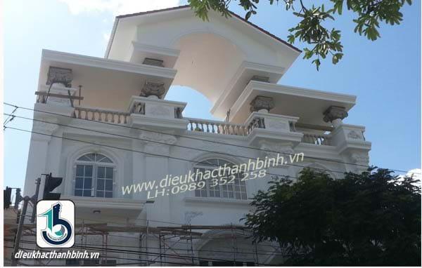 Công trình biệt thự Cam Lộc, tp. Cam Ranh, Khánh Hòa, Việt Nam