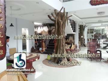 Công trình biệt thự Bùi Tư Toàn Quận Bình Tân, TP.HCM
