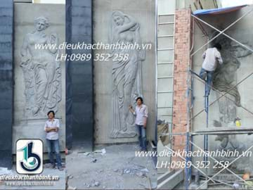 Công trình Biệt thự đường số 19 A Khu dân cư AN Phú, quân 2