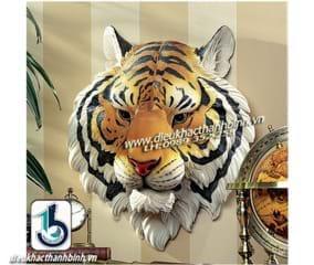 Điêu khắc con hổ