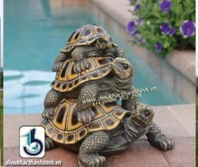 Điêu khắc con rùa