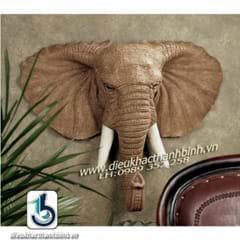 Điêu khắc con voi