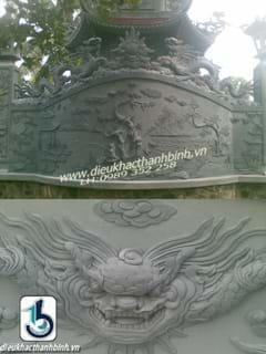 hoa văn đình chùa 4