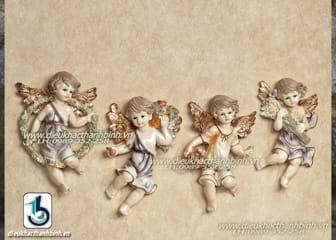 phù điêu thiên thần 14