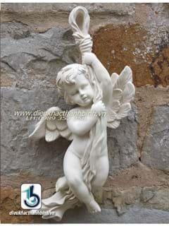 phù điêu thiên thần 25