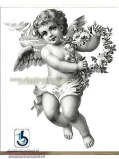 phù điêu thiên thần 26