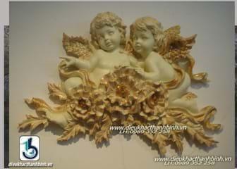 phù điêu thiên thần 37