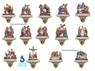 14 chặng đàng thánh giá 3 d