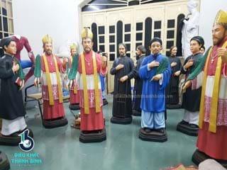 CAC THANH TU DAO VIET NAM
