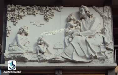 Chúa Giesu và con trẻ 17