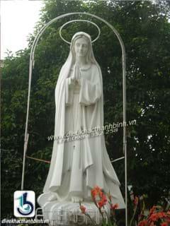 đức mẹ cầu nguyện