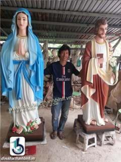 thánh guse và mẹ maria