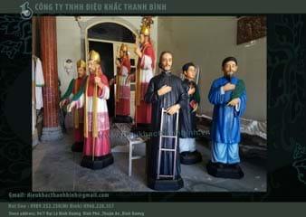 Tượng các thánh anrê phú yên