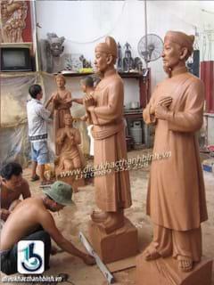 tượng các thánh tử vì đạo