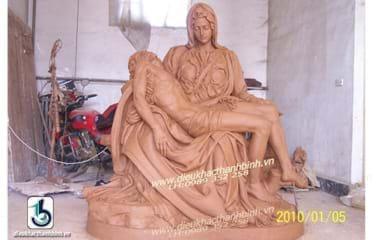tượng công giáo 08