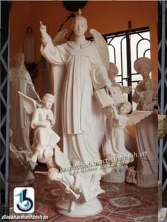 tượng công giáo