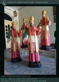 tượng thánh anrê phú yên 1