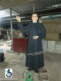 tượng  thánh donbosco