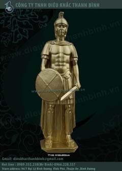 tượng lính la mã