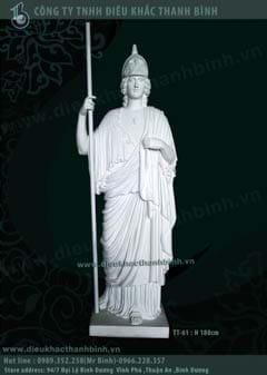 tượng thần Athena