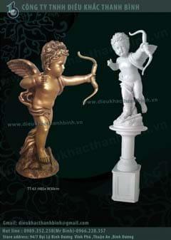 tượng thiên thần tình yêu