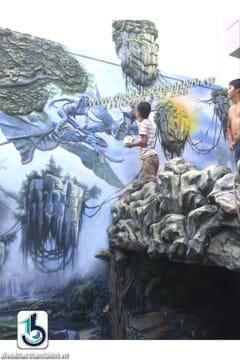 vẽ tranh avatar